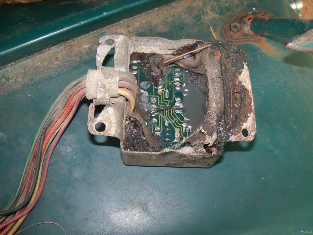 medium resolution of 81 cj duraspark wiring ford duraspark ignition module 1981 duraspark wiring diagram