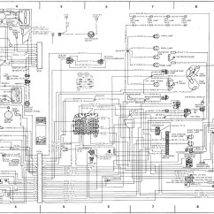 1991 Jeep Cherokee Brake Light Wiring Diagram 1992 Ford Ranger Fuse Box Cj 7 Wire