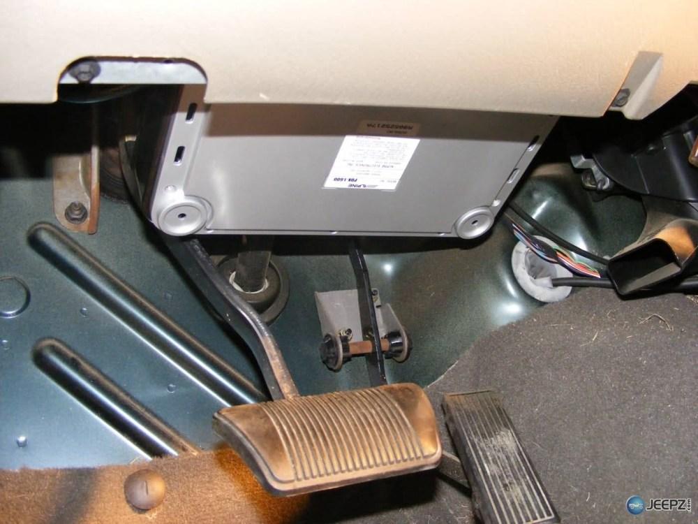 medium resolution of skinny pedal jeep tj amp bracket amp mount jeep wrangler tj