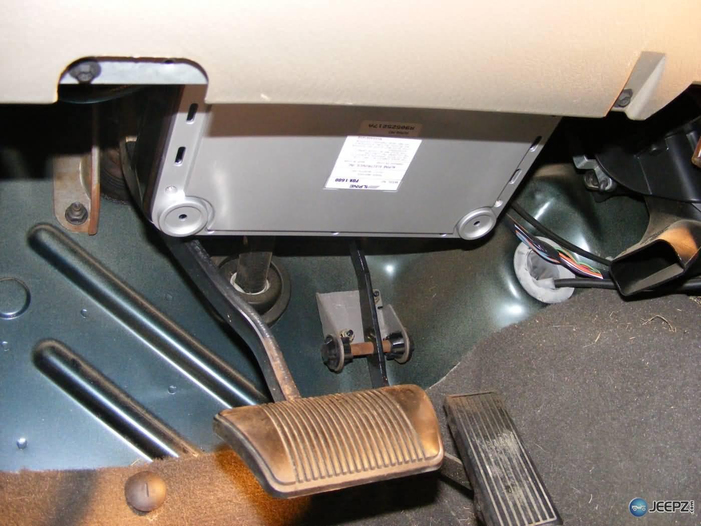 hight resolution of skinny pedal jeep tj amp bracket amp mount jeep wrangler tj