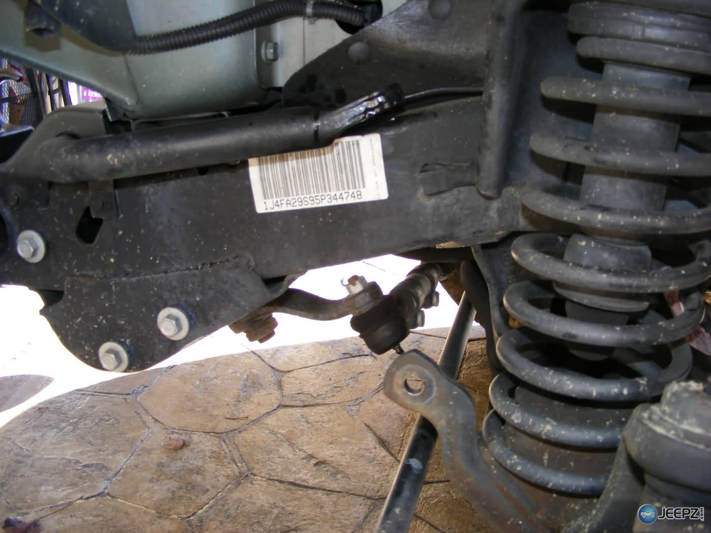 hight resolution of installing sway bar disconnects on your jeep wrangler jeep wrangler distributor diagram installing sway bar disconnects