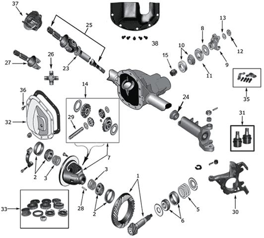 2004 Escalade Rear Differential Diagram 2004 Exhaust