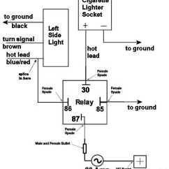 12 Volt Cigarette Lighter Socket Wiring Diagram 2008 Nissan Altima Stereo Front 12v Outlet Fix