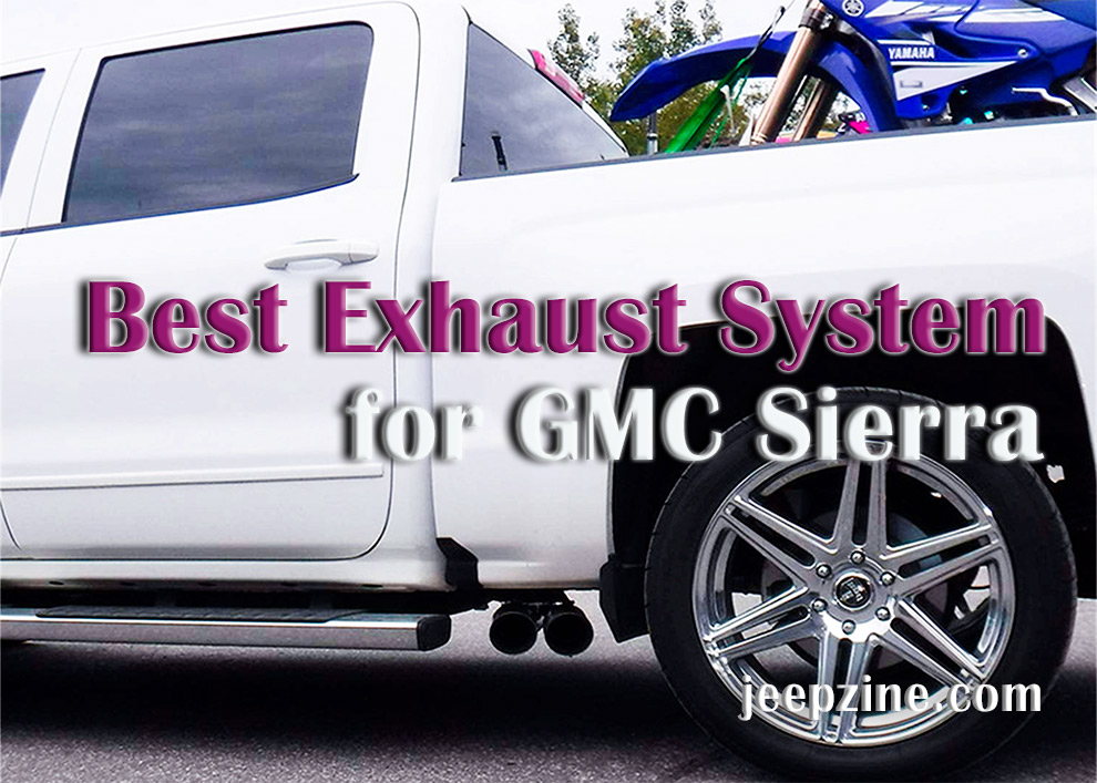 exhaust system for gmc sierra review