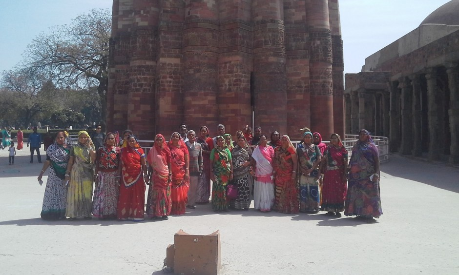 Jeevantirth at Qutub Minar