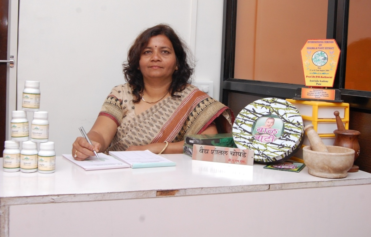 Dr. Sheetal Chopade