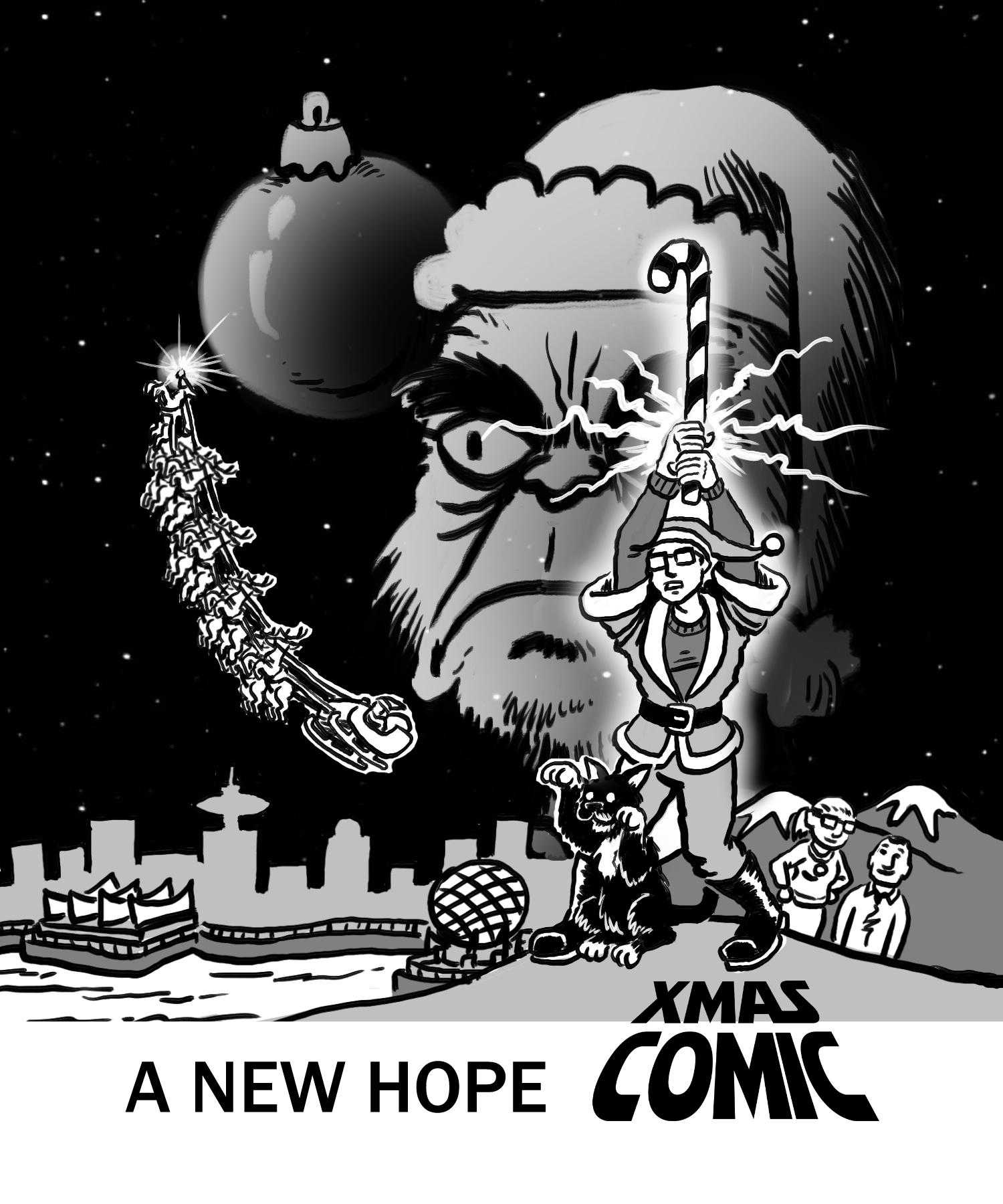 Christmas Comic 2015