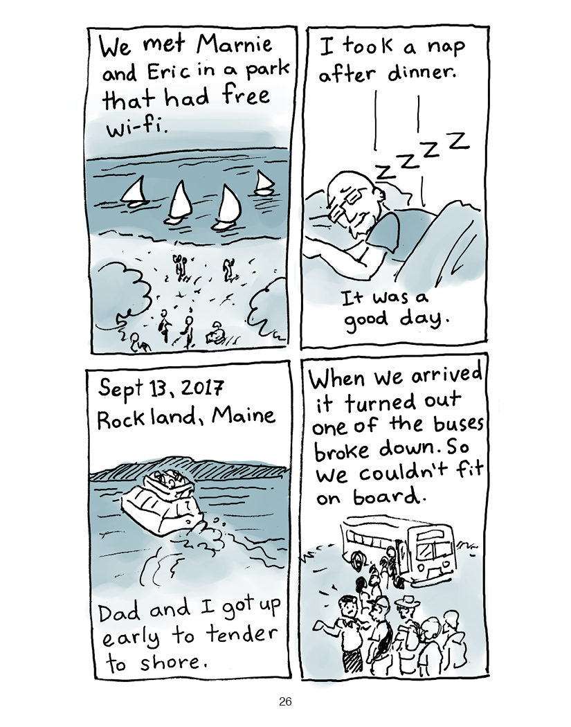 Tales From the Cruise page 26