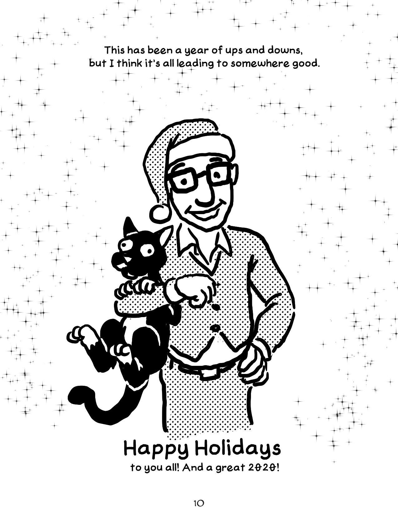 Christmas Comic 2019 page 09