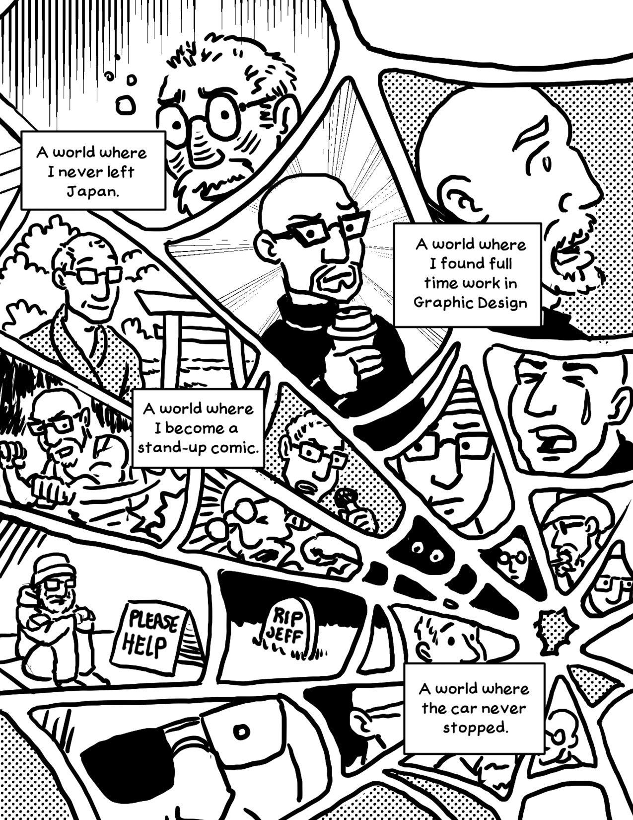 Christmas Comic 2019 page 02