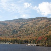 How early will you find peak fall foliage in New England?