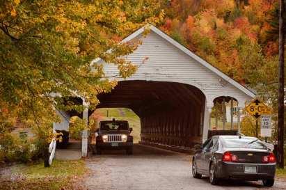 Stark covered bridge NH