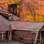 In New England's Connecticut, Litchfield hills you see the landscape transform into a tapestry of fall color fall foliage forecast update