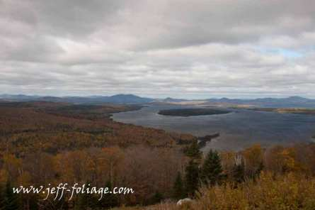 Maine fall foliage 9 Oct 2010-Rangely ME