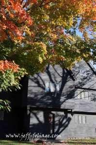 Salem MA, Witch house 8 Oct 2011