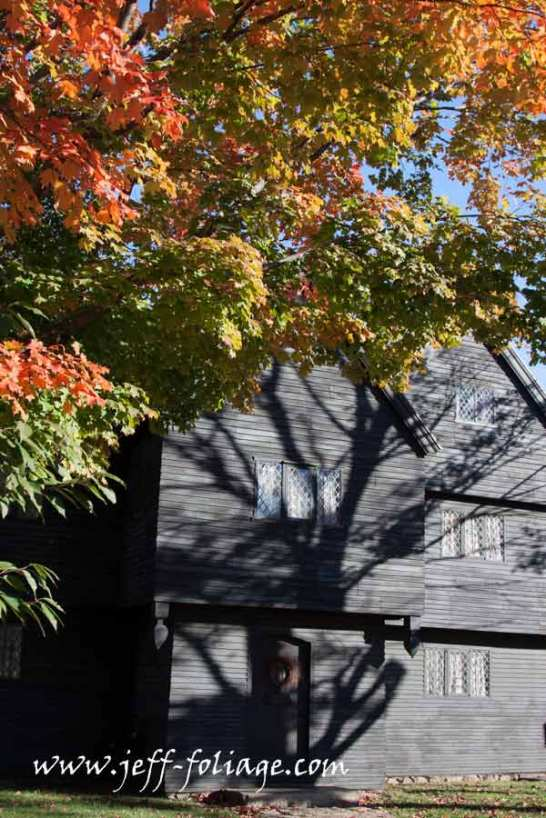 Salem MA, Witch house 8 Oct 2011