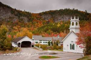 Stark NH Covered bridge