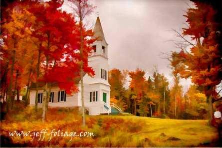 Saint Johns chapel