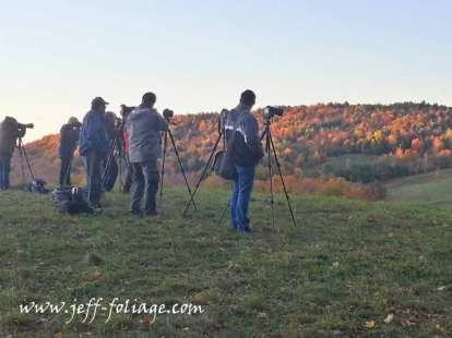 Photographers at Jenne farm