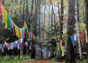 a Tibetan Buddhist monastery in Woodstock, New York