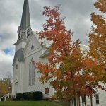 Belmont Vermont church