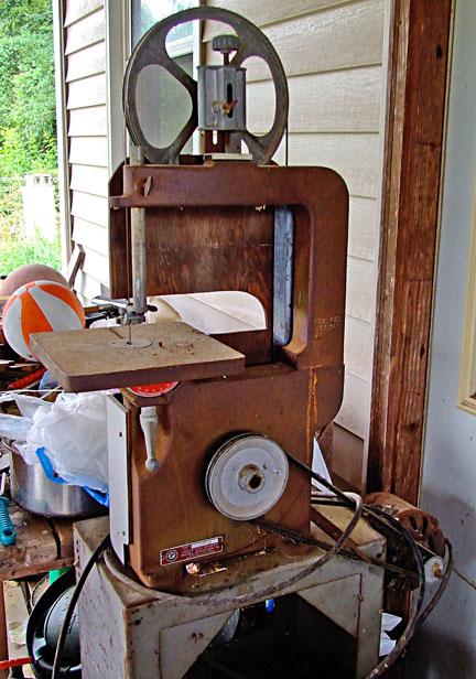 Homecraft Bandsaw Parts