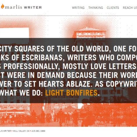 Stefanie Marlis | Copywriter