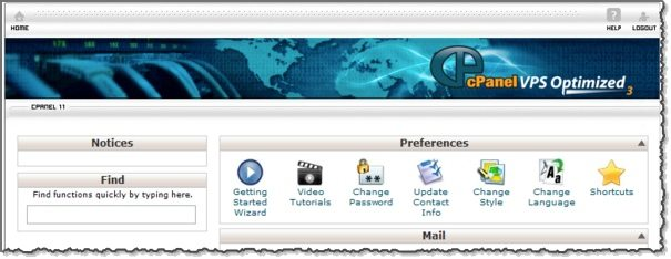 How to blog in 5 minutes - Cpanel