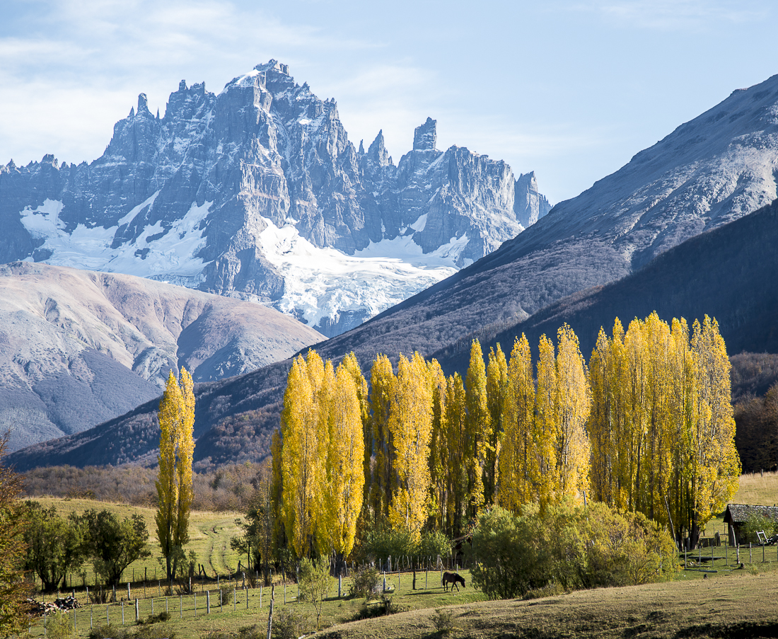 Majestic Fall Wallpaper Patagonia 2013 Autumn In April