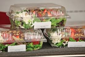 salad to go