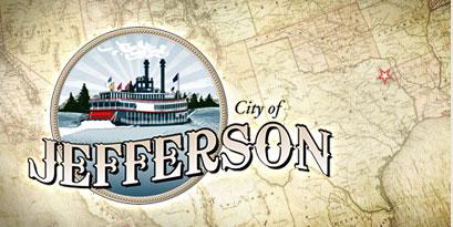 CITY OF JEFFERSON, TEXAS  REGULAR CITY COUNCIL MEETING