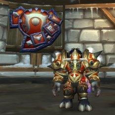 Wyndbane: Liadrin's Battlegear