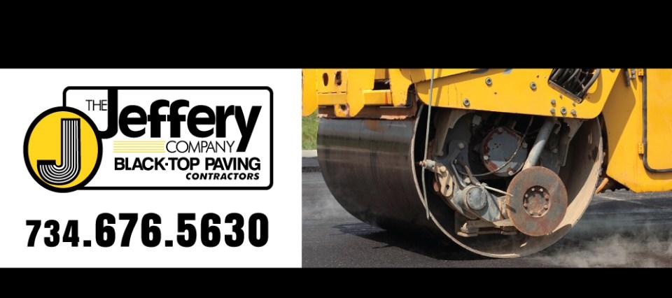 The Jeffery Company Asphalt Paving