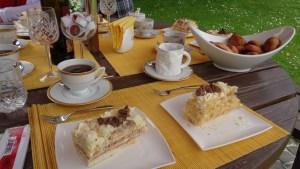 Latvian Torte