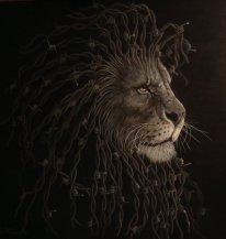 Lion - God the Son