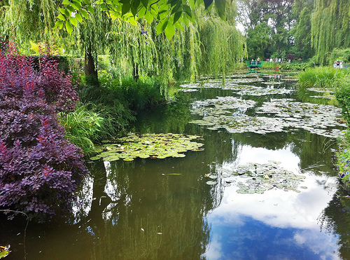 Day 14 in Paris: A Day Trip to Giverny