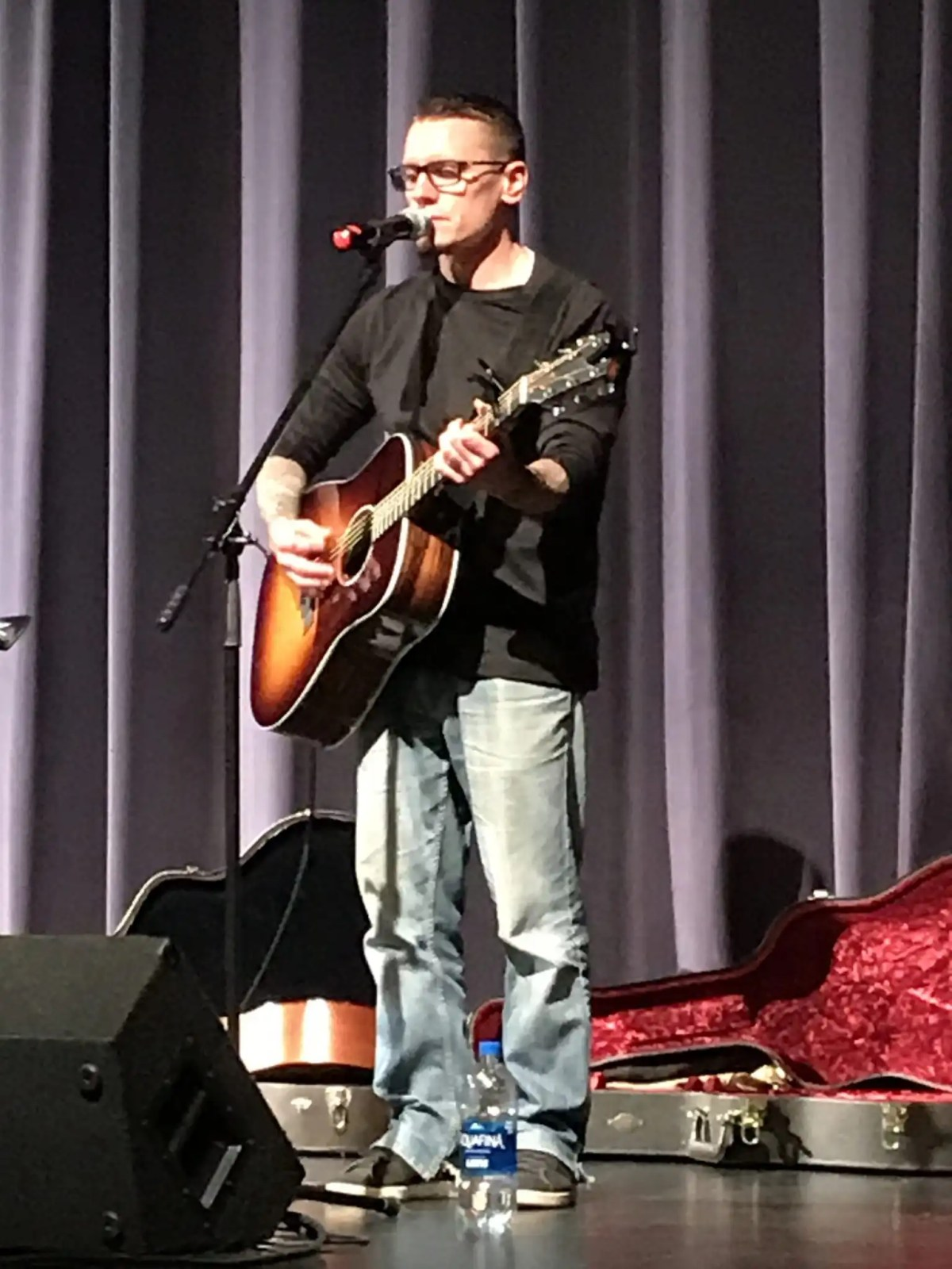 Review: Rick Hopkins concert
