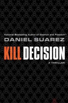 Kill Decision Book Cover