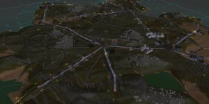 Sir You Are Being Hunted Map