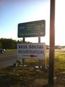NASA Social Registration