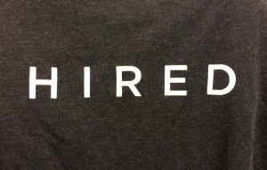 HIRED Shirt