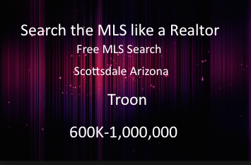 troon golf course homes,troon realtor homes,troon mls realtor homes
