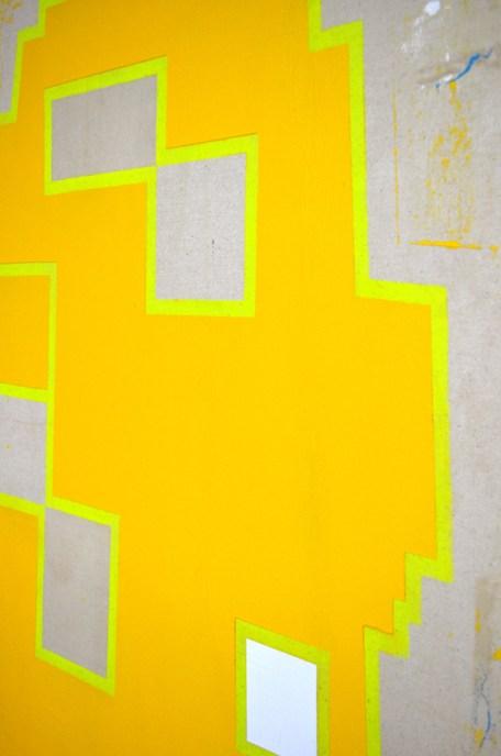 """Acrylic on canvas 48"""" x 36"""""""