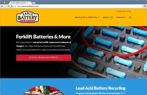 Earl's Battery