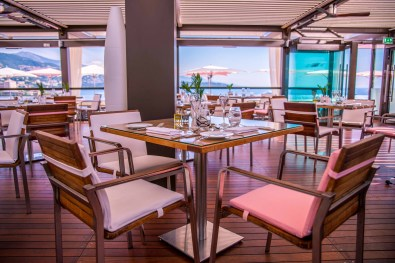Fairmont Monaco Horizon deck pink sunday Photographe Region Cannoise Photographe Interieur (1)