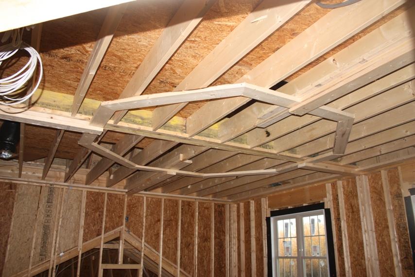 Rope Lights Kitchen Floor