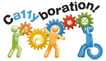 Ca11yboration logo