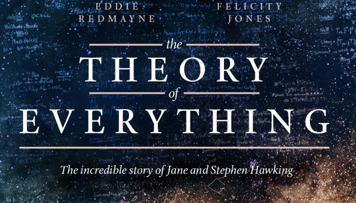 Theory of Everything: the incredible story of Jane and Stephen Hawking