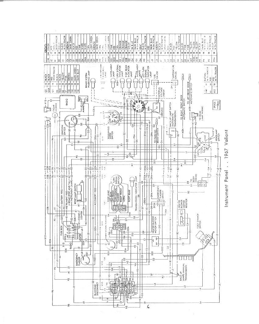 1972 cuda wiper diagram wiring schematic