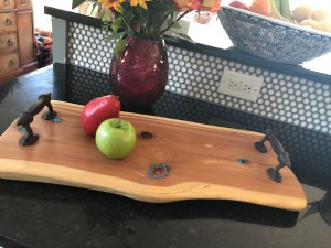 Cutting Board by Jeffrey Alan Designs